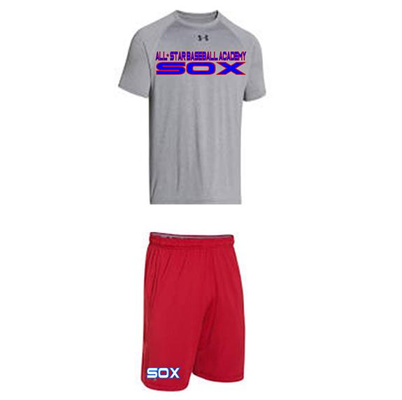 ASBA sox practice gear
