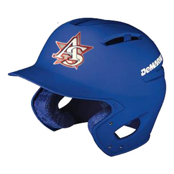 Spring 2018 helmet