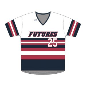 Futures 2018 Jersey Front